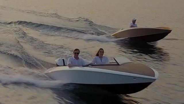 motore elettrico barca