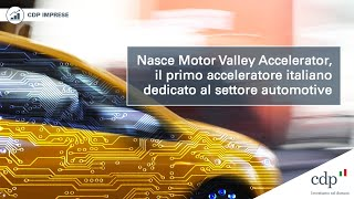 motor valley accelerator