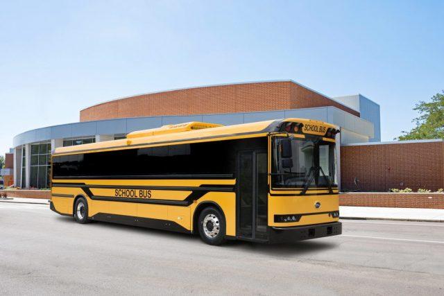 scuolabus elettrico