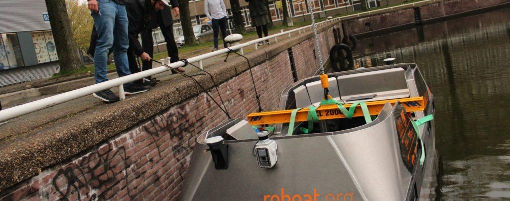 barca a guida autonoma