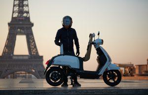 scooter idrogeno