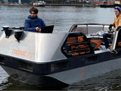 robot navale