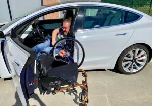 colonnine e disabili