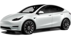 Tesla Model Y disponibile