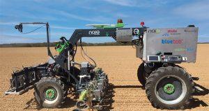 robot agricolo