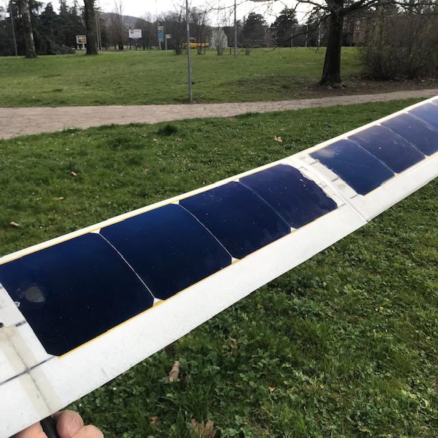 celle solari per aereo