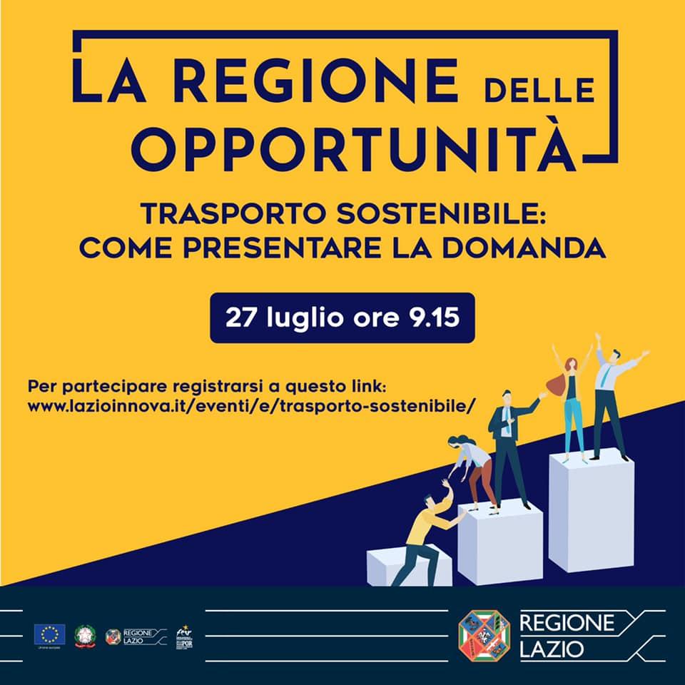 incentivi Regione Lazio