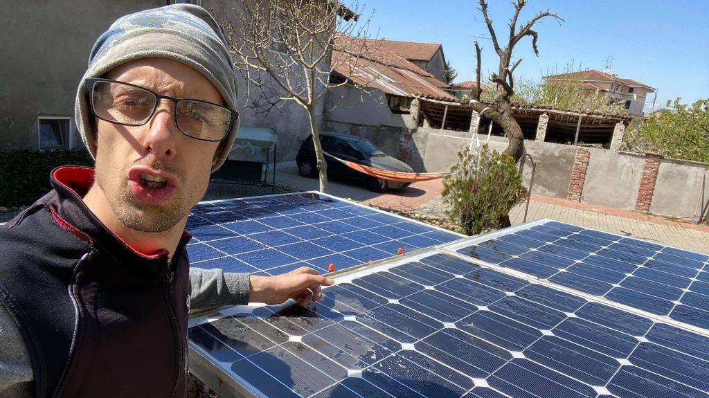 pannelli solari per barca