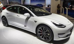 provare una Tesla