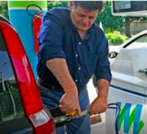la benzina