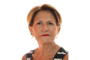 L'assessore Luisa Anna Marras