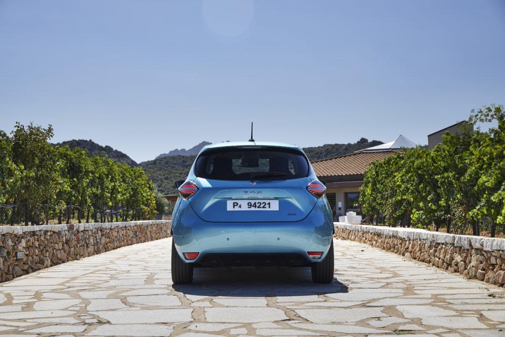 Settembre elettrico / Renault Zoe