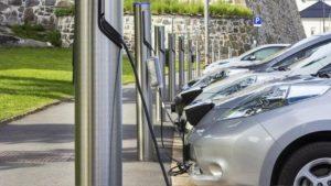 auto elettriche- flotte