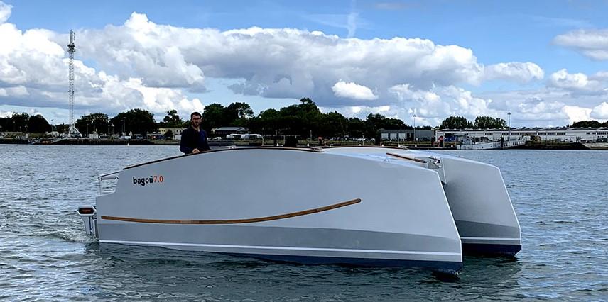 La barca elettrica dell'anno