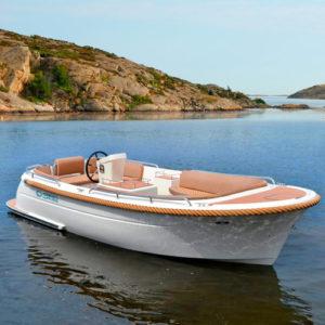 La barca norvegese