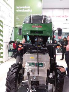 trattore ibrido
