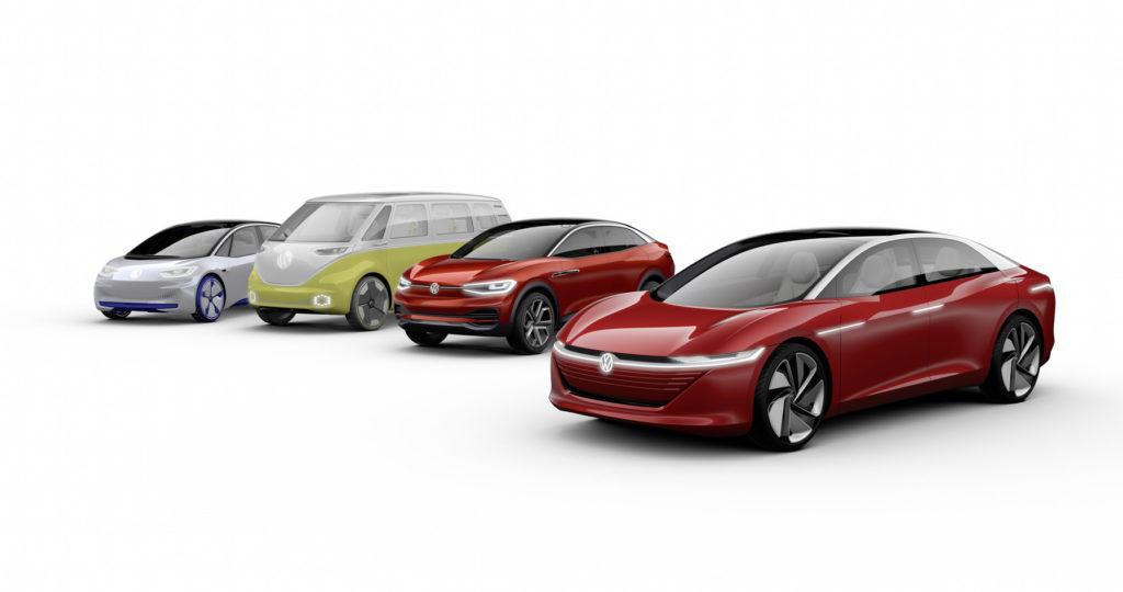 Elettriche Volkswagen
