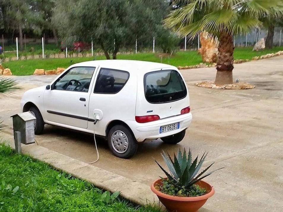 l'ELETTRA 600 DI ANDREA