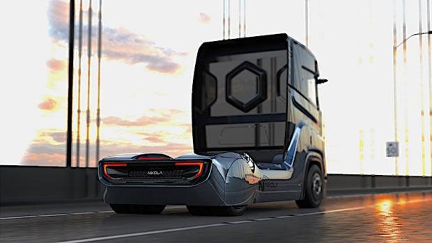 Arrivano gli e-camion
