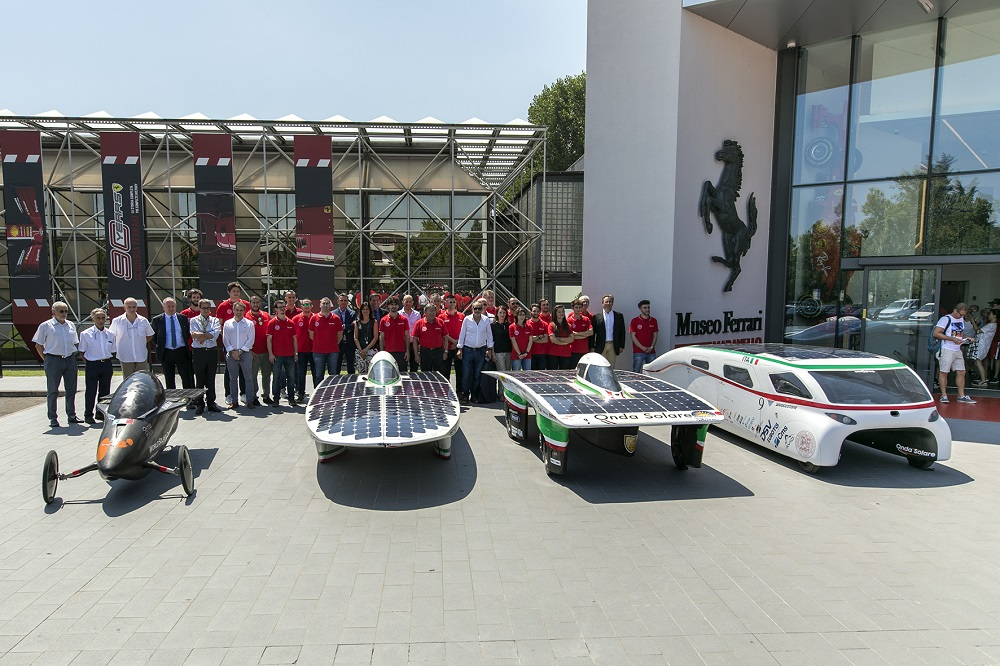 Mostra al Museo Ferrari