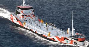Il modello di nave cisterna che sarà elettrificata