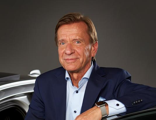 Il futuro Volvo