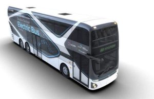 Bus elettrico Hyundai