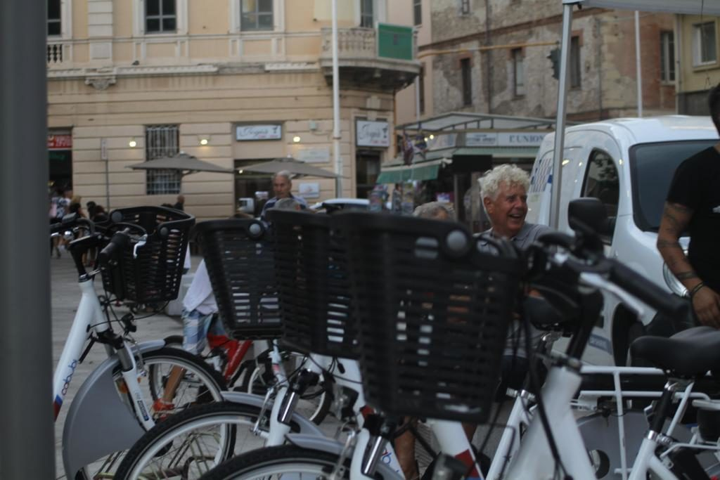 le e-bike a Cagliari