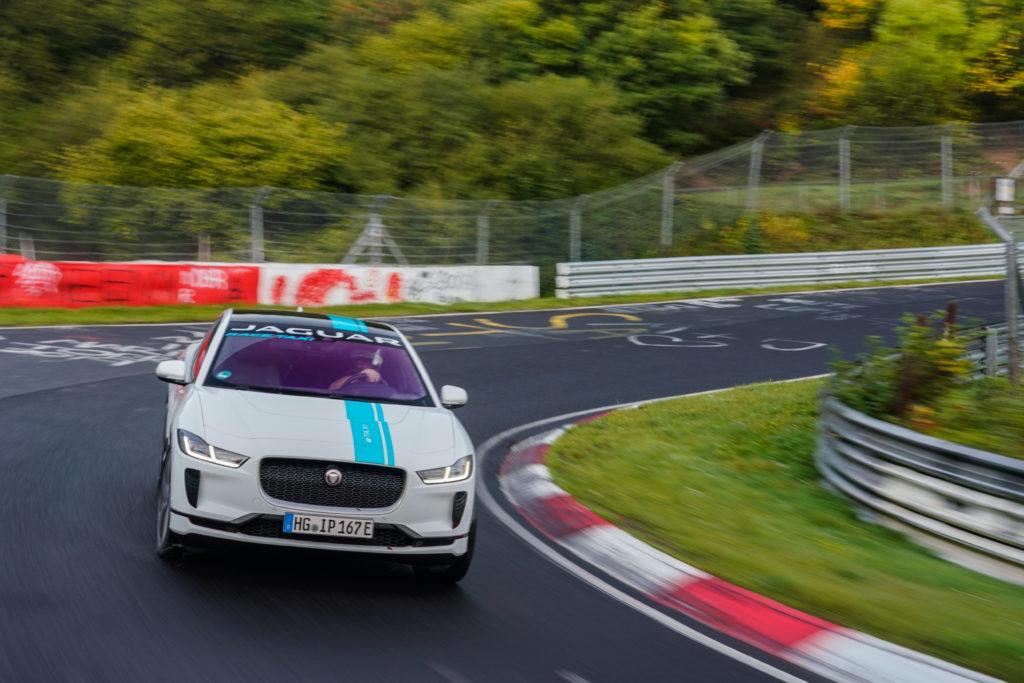 Jaguar I-Pace Nurburgring