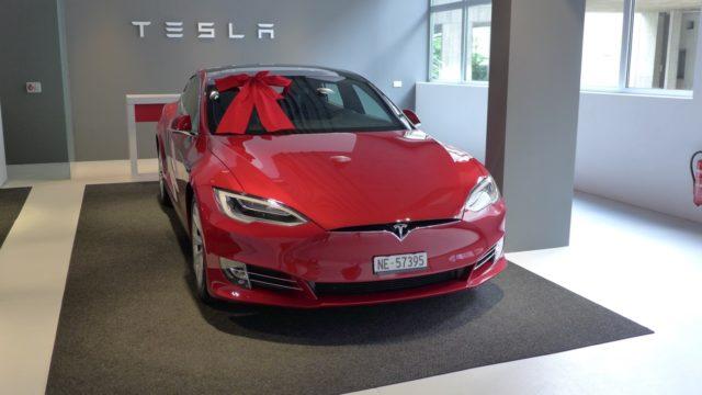La Tesla di Claudio