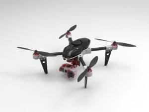 i droni