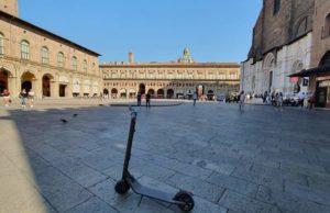 In Piazza Maggiore