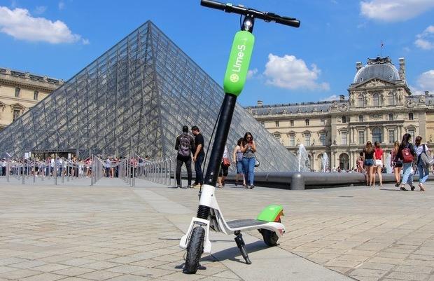 Lime a Parigi