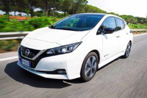 Settembre elettrico/ Nissan Leaf