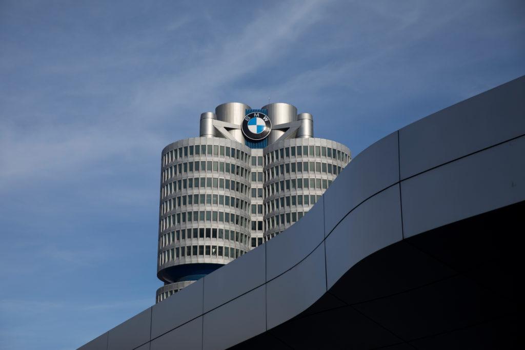 BMW Monaco