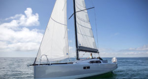 Pogo 30 barc a vela motore elettrico