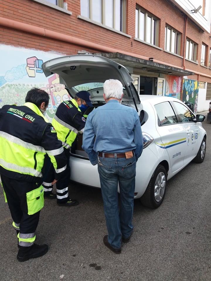 auto elettriche gratuite