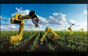 Robot in agricoltura