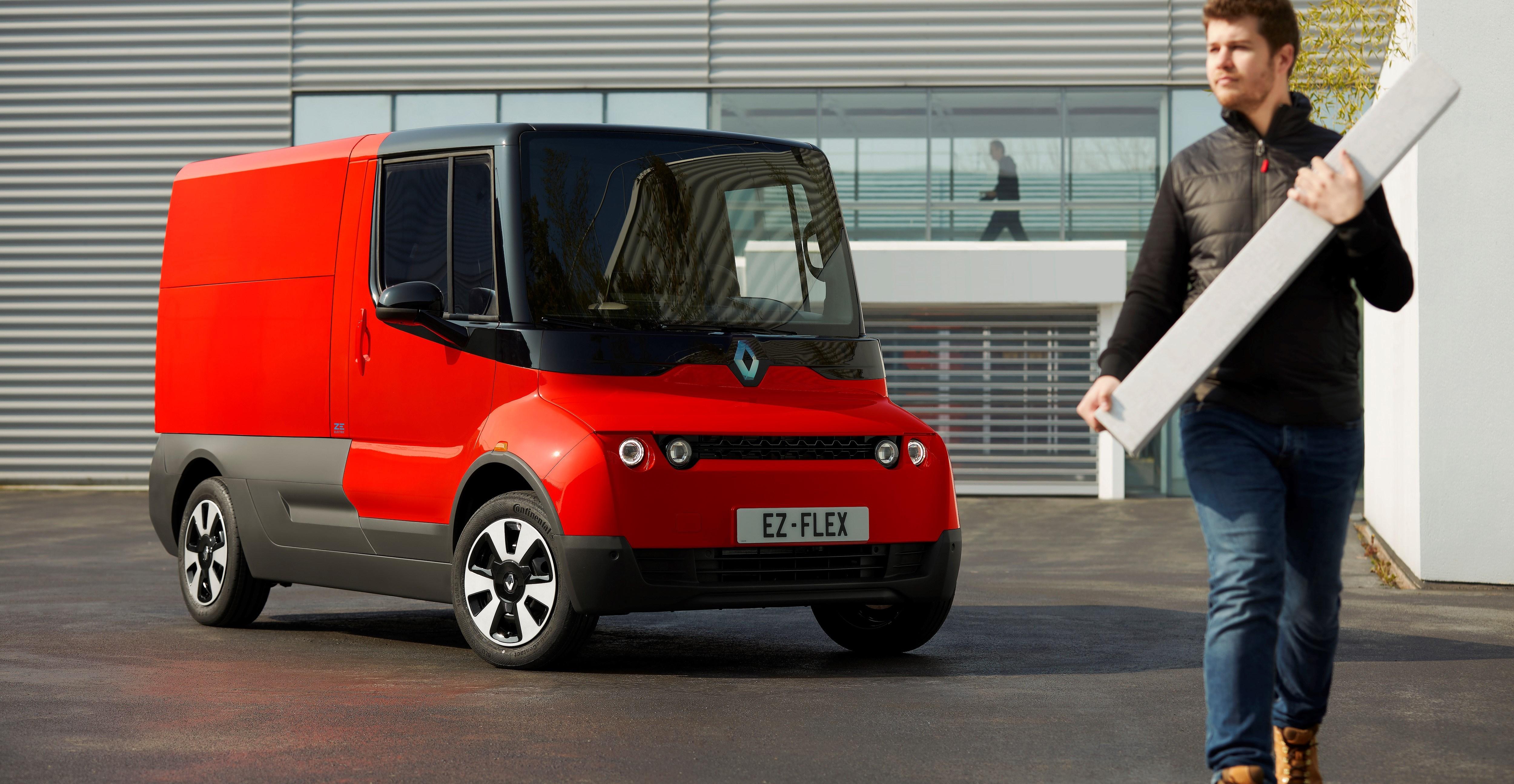 Schemi Elettrici Renault : Consegne in elettrico: la renault fuori dagli schemi vaielettrico