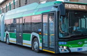 Bus elettrico Solaris