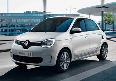 La Renault Twingo Z.E.
