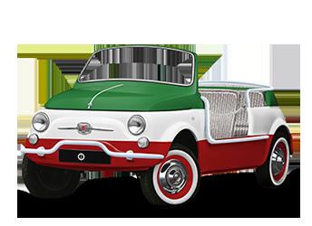 Fiat 500e Hertz