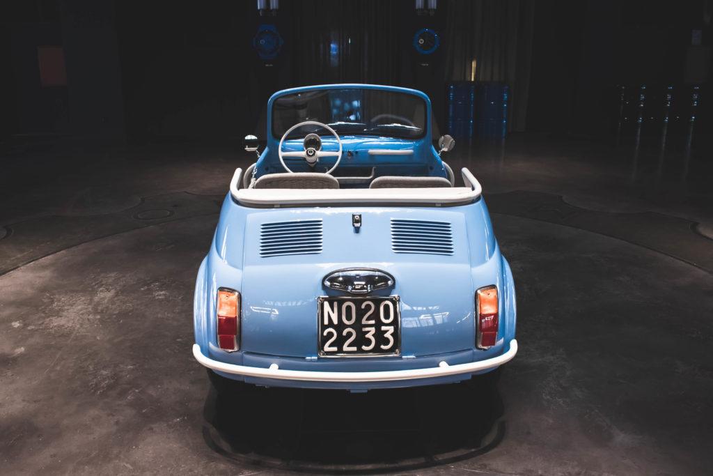 Fiat 500 Icon-e