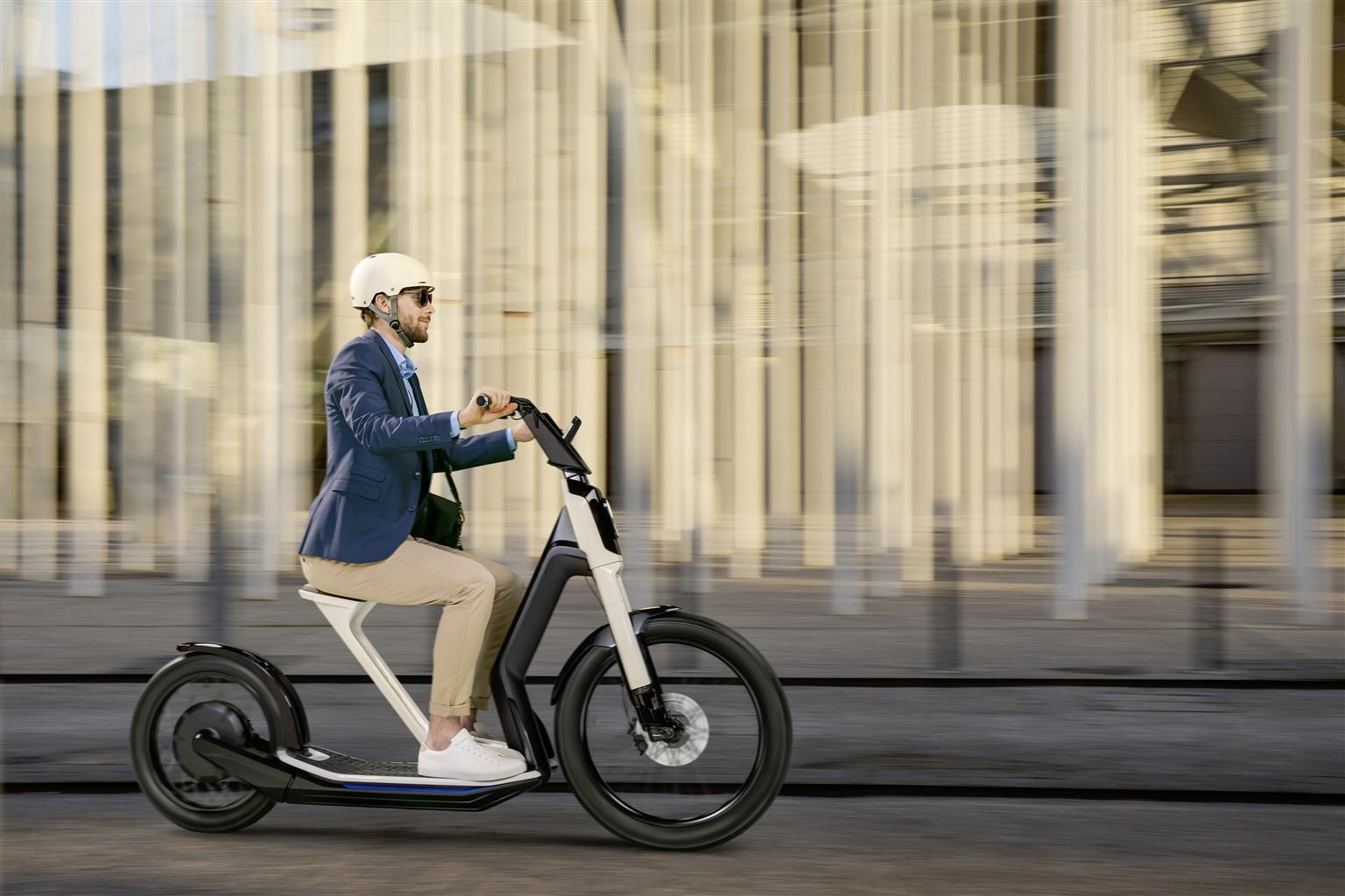 mettere in moto scooter con batteria