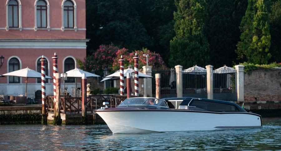 Barca elettrica Venezia