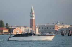 Venezia barca elettrica