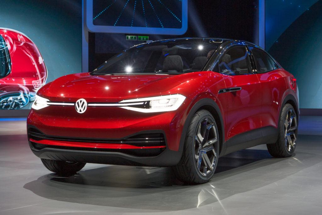La Volkswagen acceelera