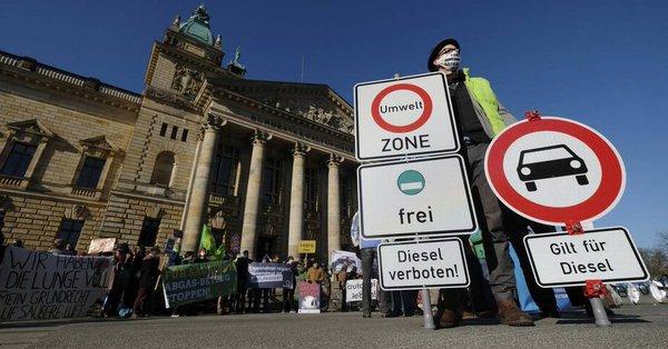 Auto, in aumento le emissioni di CO2 in Europa