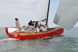 Una delle barche di Bua