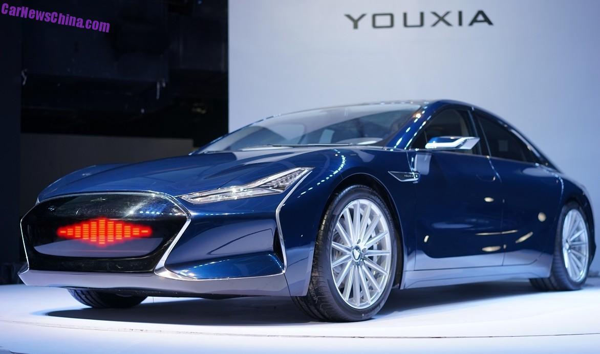Youxia Motors
